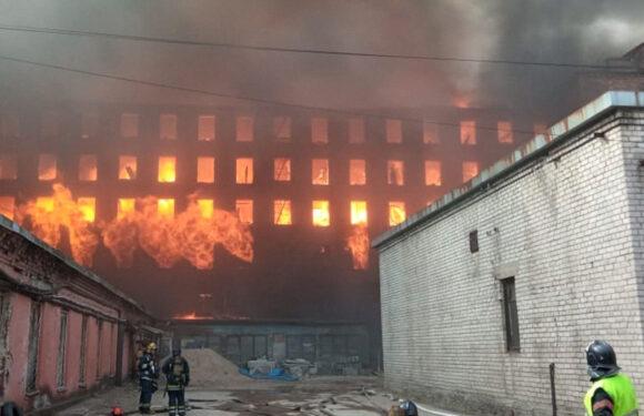Арендаторы «Невской мануфактуры» часто обращались к владельцу из-за опасности пожара